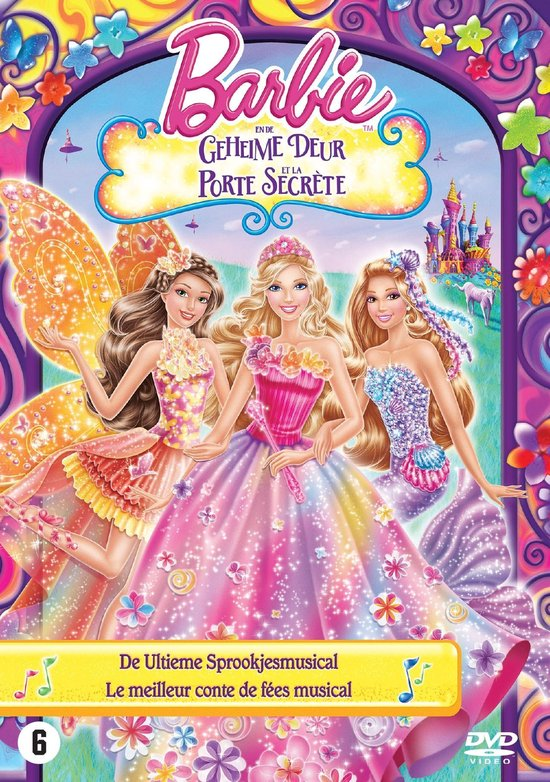 Barbie - En De Geheime Deur
