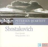 Shostakovich: String 4Tet 1 & 4, Piano 5Tet