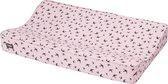 LUMA - Aankleedkussen 72x44 cm - Pretty Pink