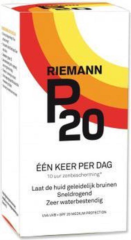 P20 zonnefilter spf20 200ml