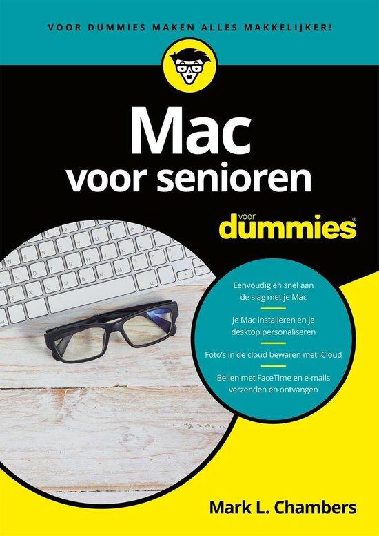 Voor Dummies - Mac voor senioren voor Dummies - Mark L. Chambers   Fthsonline.com