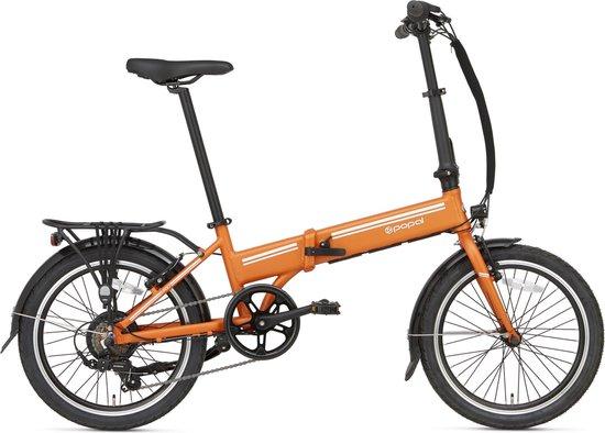 E-Folt 2.0 Elektrische vouwfiets - 20 inch - Orange