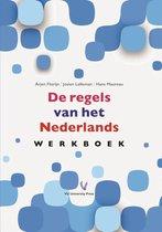 Boek cover De regels van het Nederlands van Arjen Florijn
