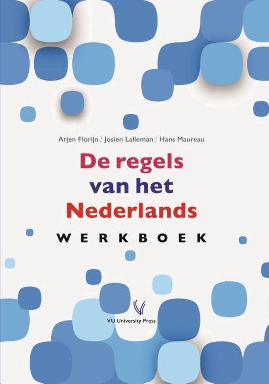 De regels van het Nederlands - Arjen Florijn |