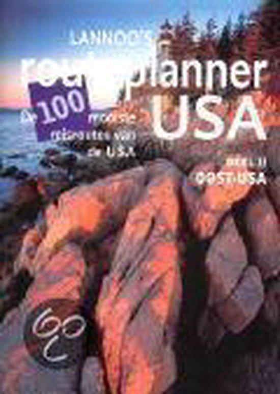 Lannoo's Routeplanner USA. Deel II Oost-USA - Horst Schmidt-Brummer |