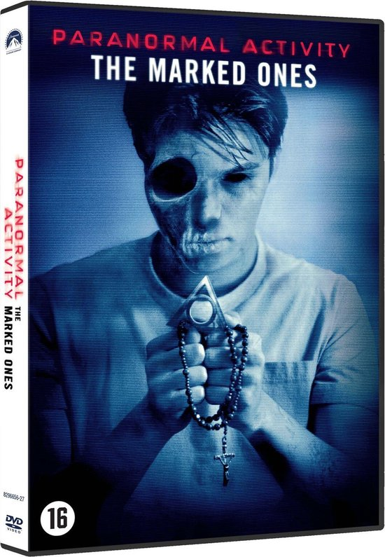 Cover van de film 'Paranormal Activity - The Marked Ones'
