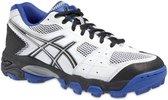 Asics Sportschoenen - Maat 34.5 - Unisex - wit,zwart,blauw