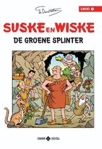 Suske en Wiske Classics 4 -   De groene splinter