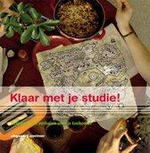 Klaar met je studie!