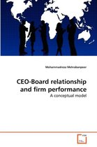 CEO-Board Relationship and Firm Performance