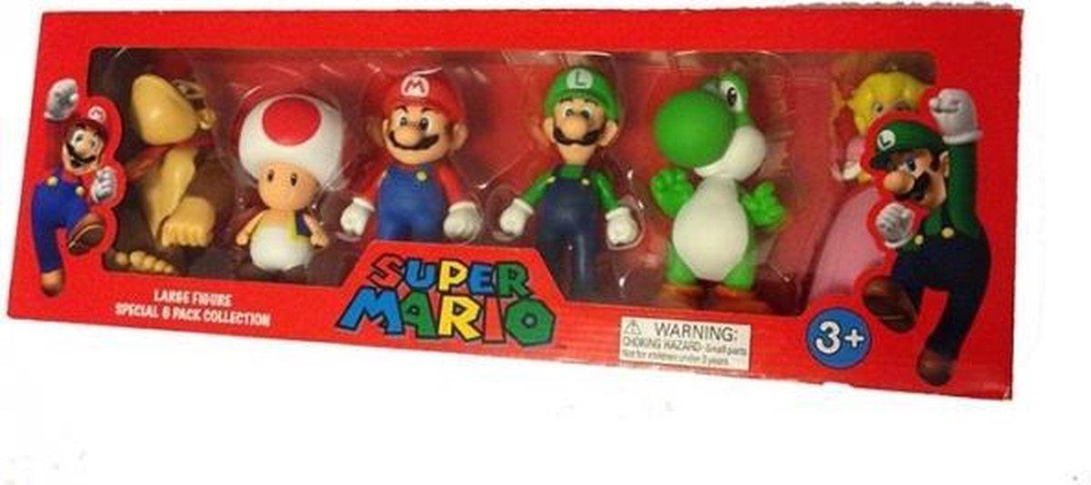 Super Mario Figuren Collectie - Mario