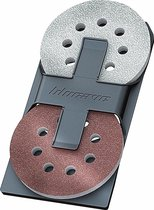 Blucave Accessoirekit Excentrische Schuurmachine - 12 Schuurpapieren