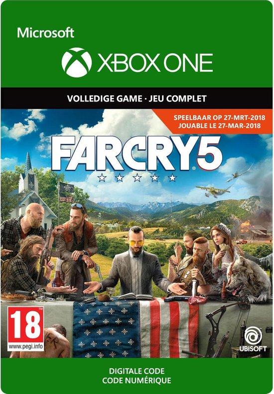 Far Cry 5 – Xbox One