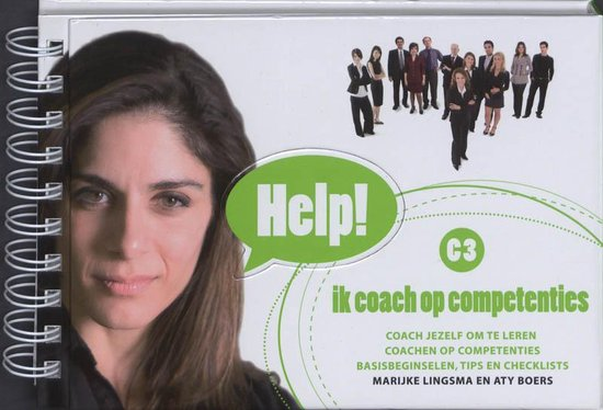 Help!Coaching Bibliotheek - Help! Ik coach op competenties - Marijke Lingsma  