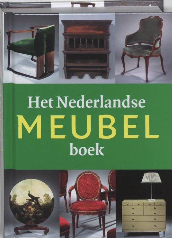Het Nederlandse meubel boek - A.C.H. Hofstede |