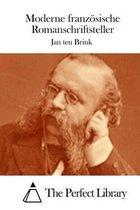 Moderne Franz sische Romanschriftsteller
