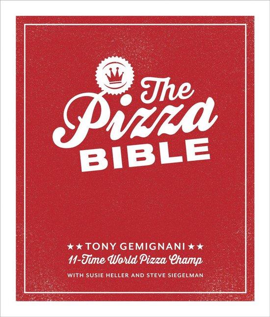 De pizzabijbel – Tony Gemignani (ebook)