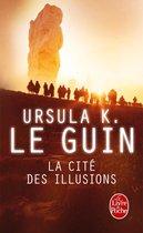 Omslag La Cité des illusions (Le Cycle de Hain, tome 3)