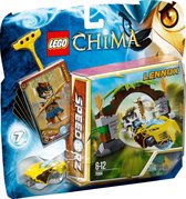 LEGO Chima Speedorz Junglepoorten - 70104