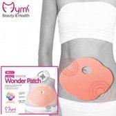 10x Mymi Wonder Belly Patches – Afvalpleisters - Afslanken Buik - 10 STUKS