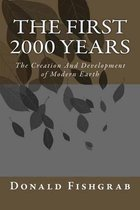 Boek cover The First 2000 Years van Donald R Fishgrab