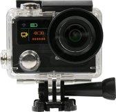 Salora ACE900 - Action Camera - Ultra HD - 4K - Wifi - Dubbel display - Accessoires