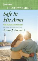 Safe In His Arms (Mills & Boon Heartwarming) (Butterfly Harbor Stories, Book 6)