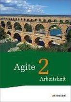 Agite 2. Arbeitsheft. Arbeitsbücher für Latein