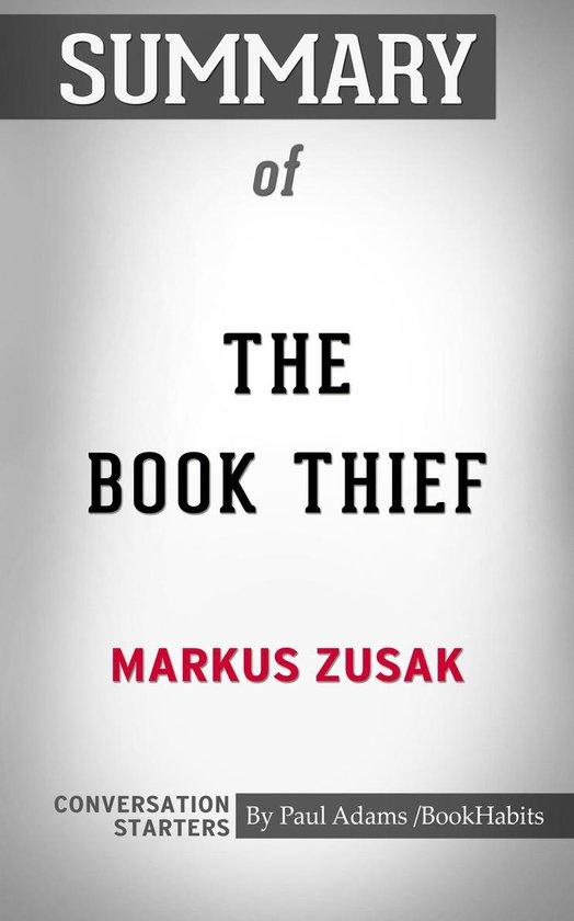 Boek cover Summary of The Book Thief van Paul Adams