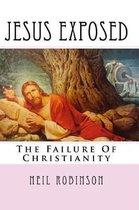 Boek cover Jesus Exposed van Neil Robinson