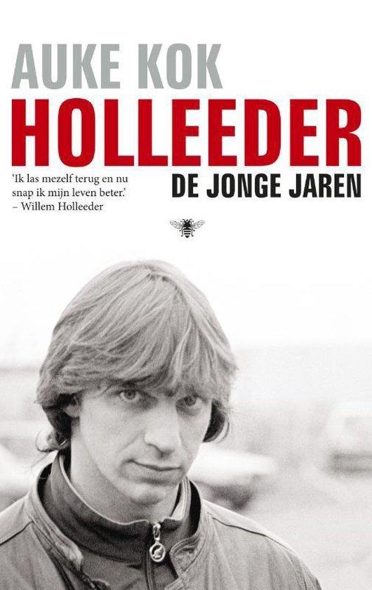 Boek cover Willem Holleeder / De jonge jaren van Auke Kok (Paperback)