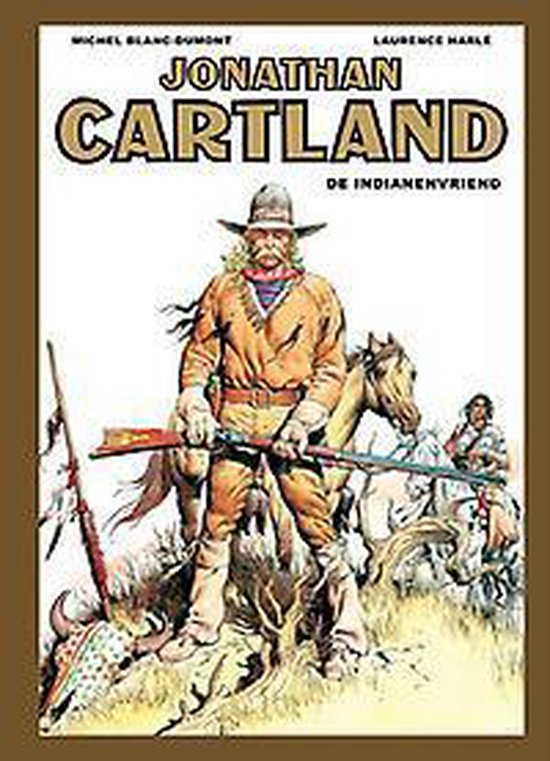 Jonathan cartland integraal luxe 1 de indianenvriend