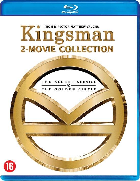 Kingsman 1 & 2 (Blu-ray)