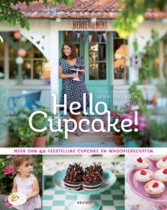 Hello cupcake! - Leila Lindholm pdf epub