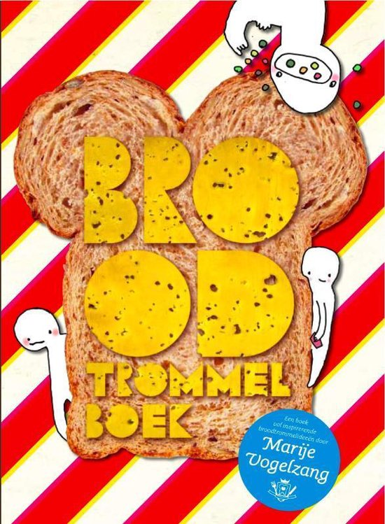 Broodtrommelboek - Marije Vogelzang |