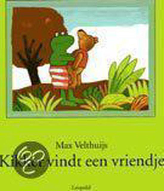 Kikker vindt een vriendje - Max Velthuijs  