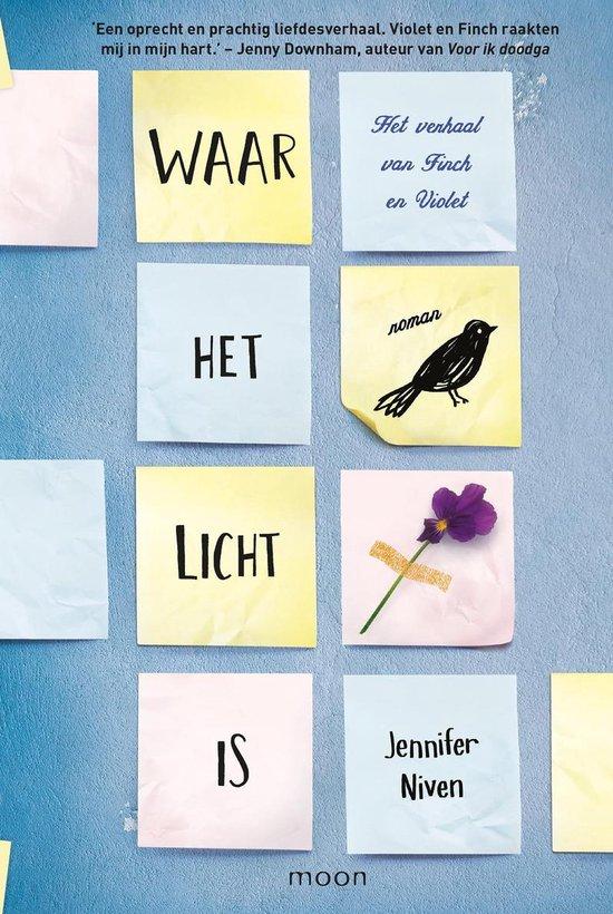 Waar het licht is - Jennifer Niven   Fthsonline.com