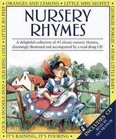 Nursery Rhymes: Book & CD Set