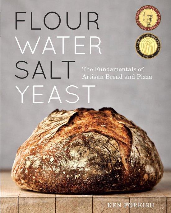 Afbeelding van Flour Water Salt Yeast