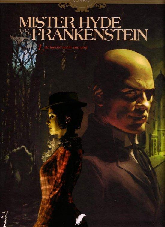 Collectie 1800 hc03. mr. hyde vs frankenstein: 01 de roep van het bloed