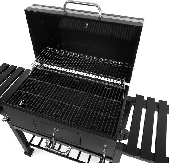 Patton C2 Charcoal Chef 32 XL Houtskool Buitenkeuken in