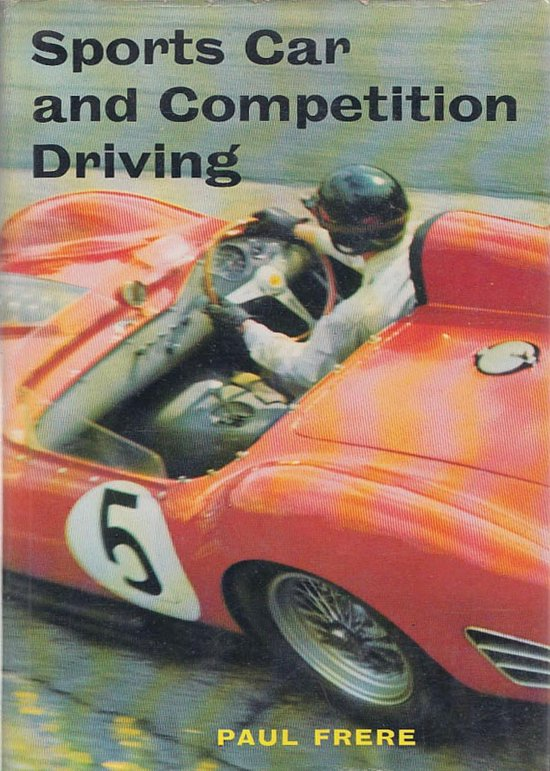 Boek cover Sports Car and Competition Driving van Paul Frère (Onbekend)