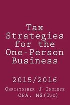 Tax Strategies for the One-Person Business