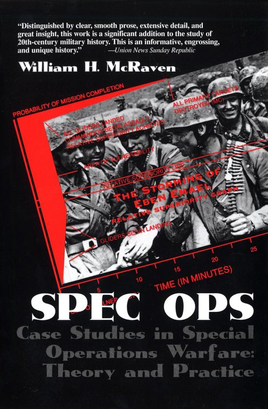 Spec Ops: Case Studies in Special Operations Warfare Theory and Practice