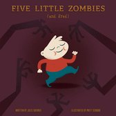 Five Little Zombies And Fred