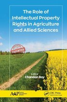 Omslag The Role of Intellectual Property Rights in Agriculture and Allied Sciences