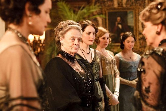 Downton Abbey - Seizoen 1