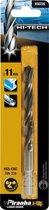 Piranha HI-TECH metaalboor 11mm X50726