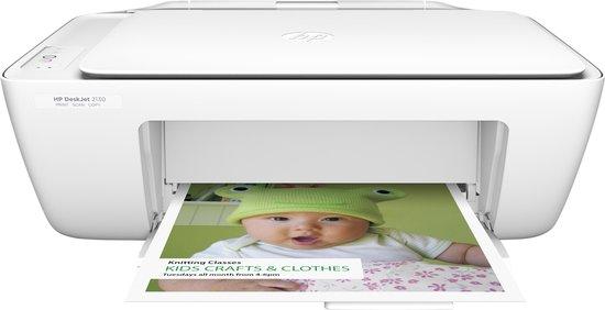 HP DeskJet 2130 - All-in-One Printer