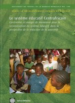 Le Systeme Educatif Centrafricain